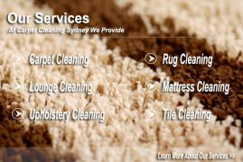 sydney carpet cleaners
