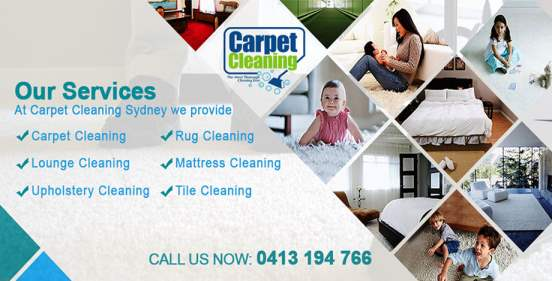 Carpet Cleaners Henley 2111