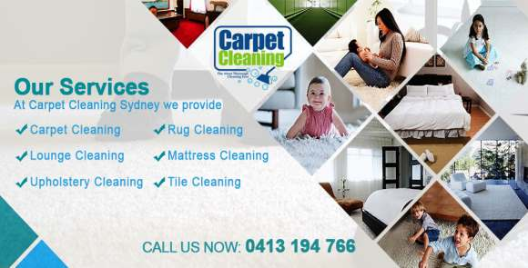 Carpet Cleaners Hunters Hill 2110