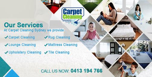 Carpet Cleaners Killarney Heights 2087