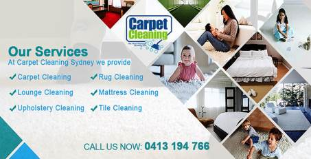 Carpet Cleaners Seaforth 2092