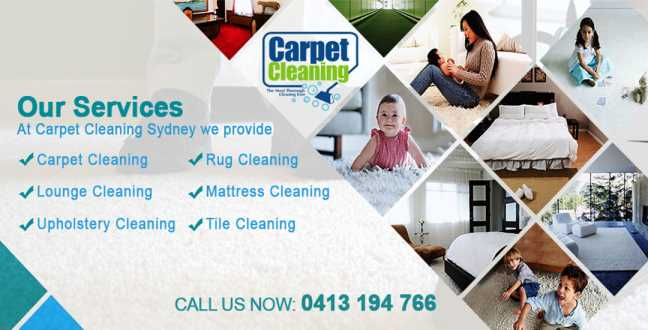 Carpet Cleaning Upper North Shore