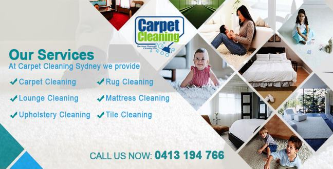Carpet Cleaner Sydney